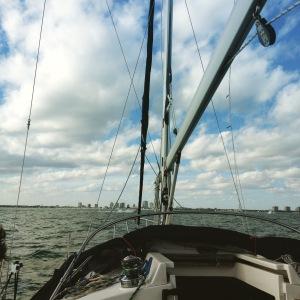 Autopilot sea trial
